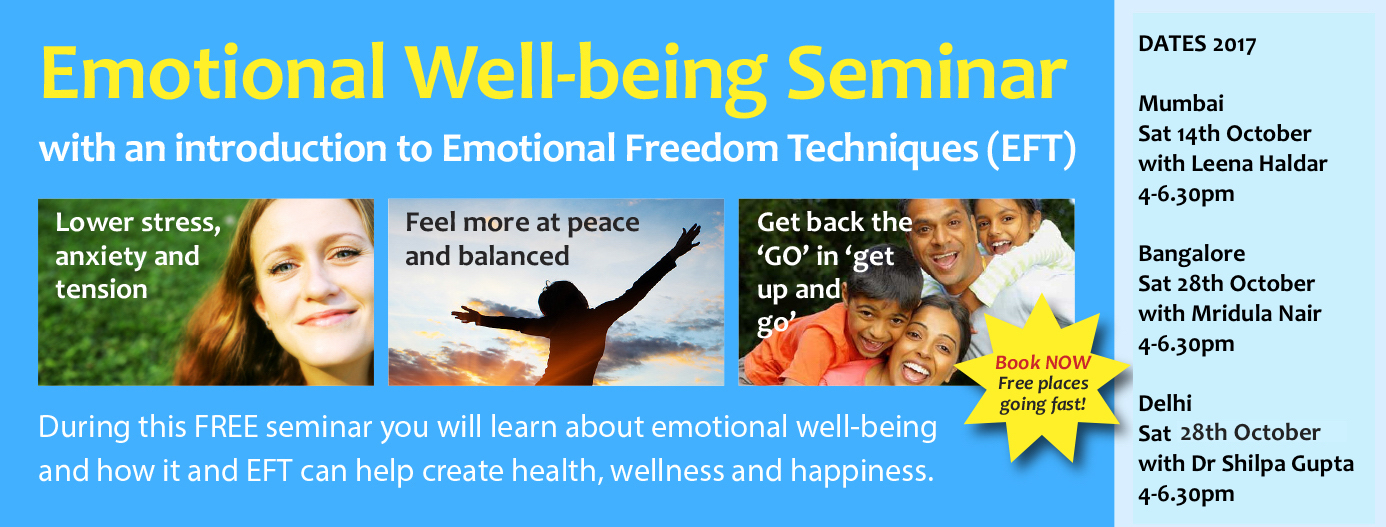 Introduction to Emotional Freedom Techniques (EFT)